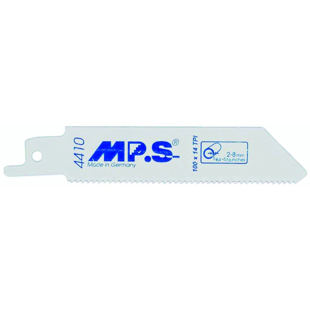 S522BF - MPS Recip Blade 100x19x0.9mm BiM - Pk 5