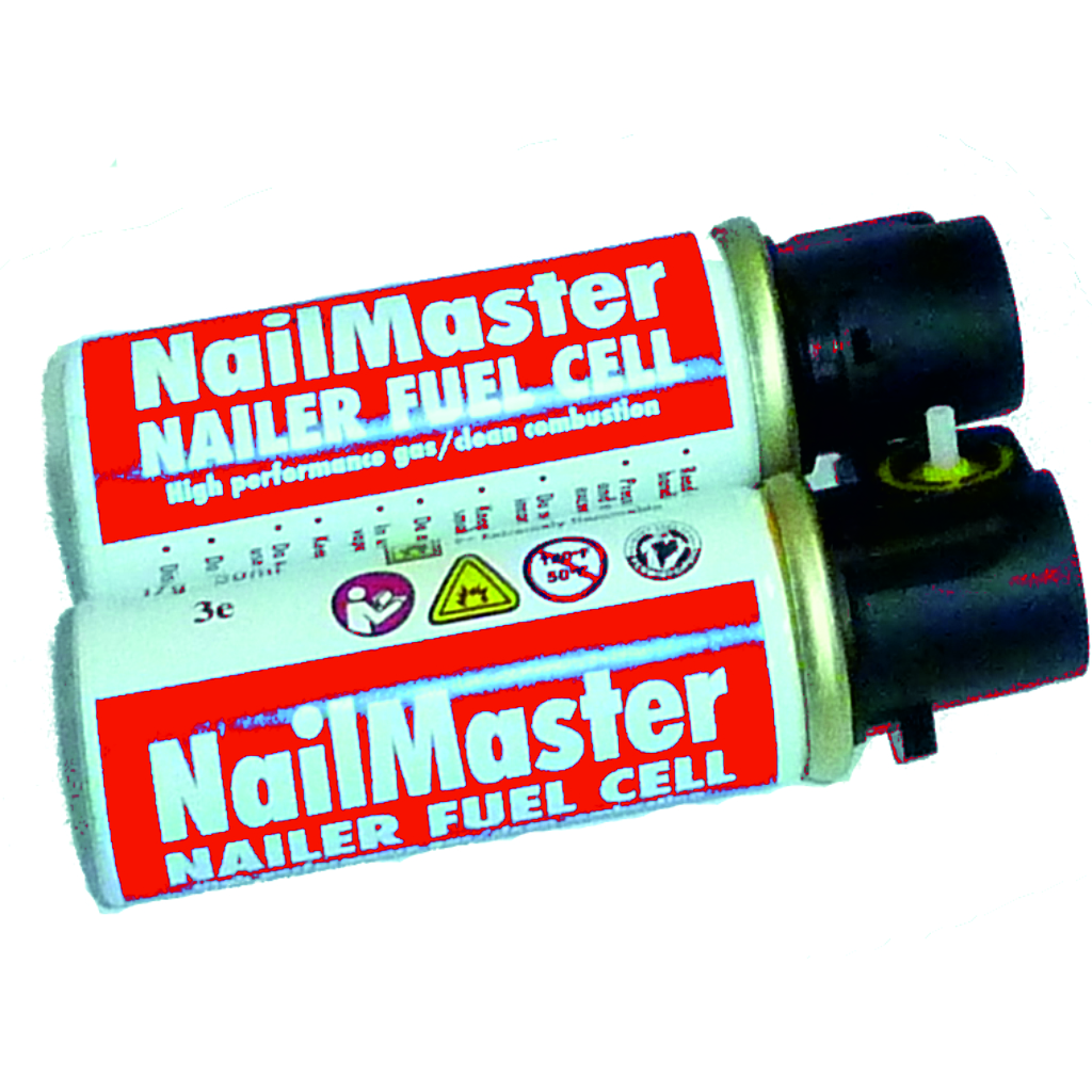 NailMaster Brad Yellow Gas Cell