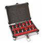 DART 12 Piece 1/2 Inch Router Cutter Set  (W)